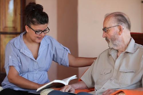 Companionship   Home Care Services in Florida   Florida First Senior Home Care