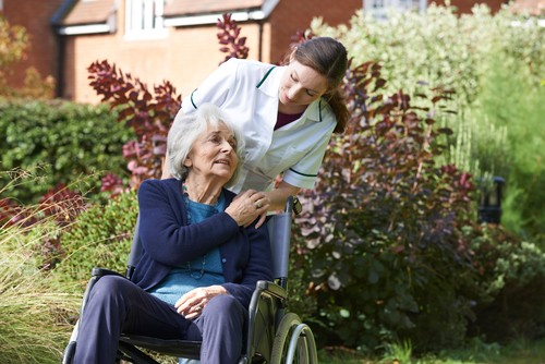 At Home Care Services in Palm Beach | Florida First Senior Home Care