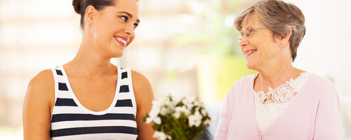 Approaching the Subject of Elderly Parent Care