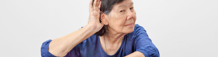 Addressing Hearing Loss in Older Adults