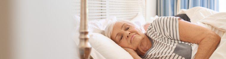 Identifying and Treating Senior Sleep Problems
