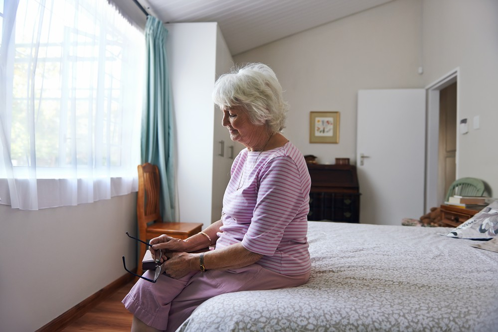 The Connection Between Dementia and Sleep Problems