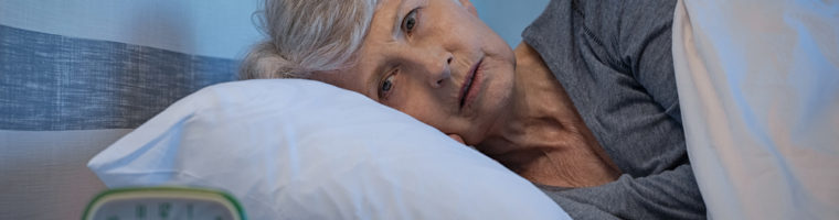 Some of the Common Causes of Insomnia in Elderly Adults